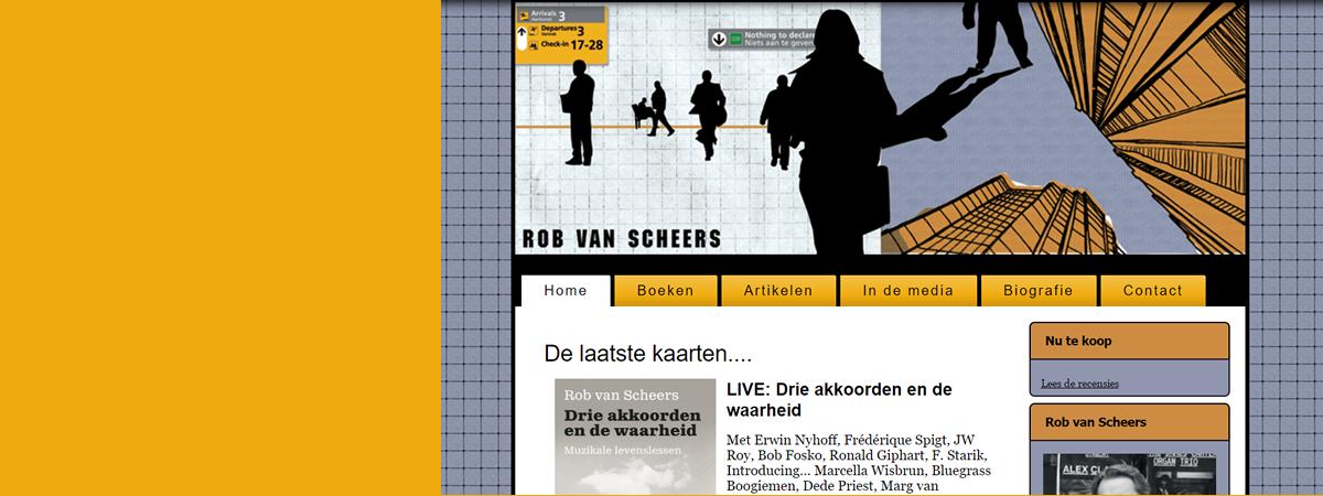 Rob van Scheers