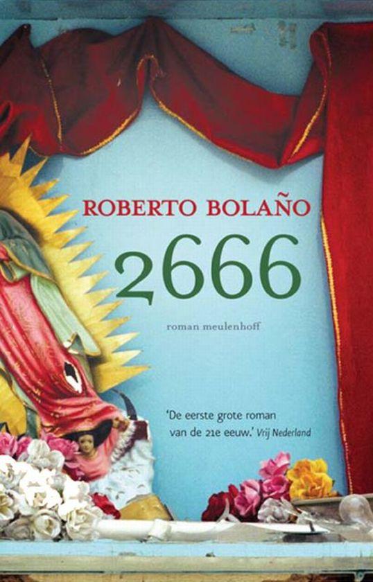 2666 Boek omslag