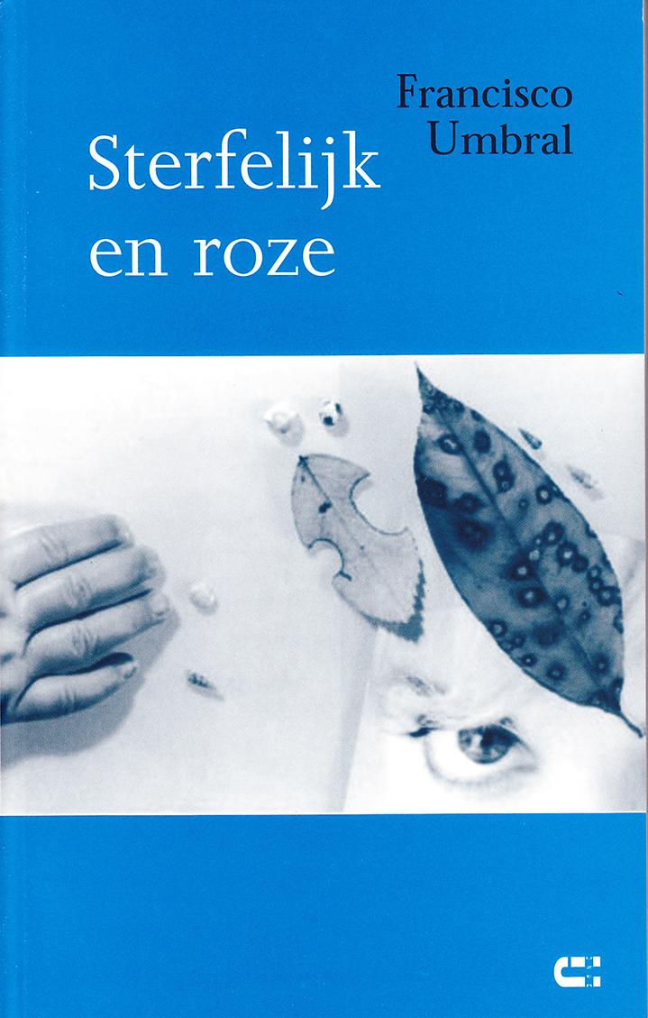 Sterfelijk en Roze Boek omslag
